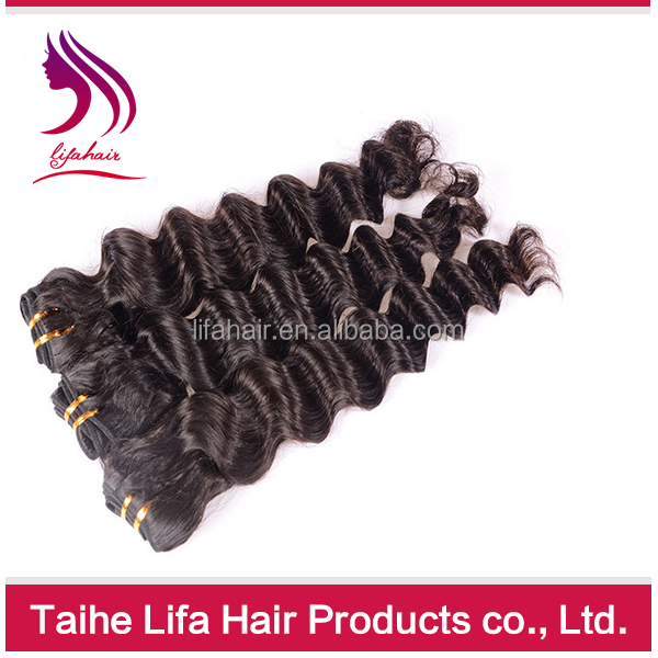 high demand products women deep wave styles grade 7a hair
