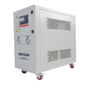 Cooling Capacity 15kw Plastic Industry Water Cooled Chiller For Ultrasonic cleaning machine