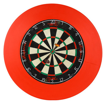 Custom logo Colour PU Dartboard Surround