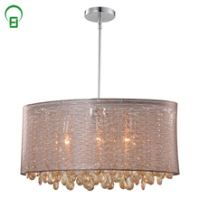 Hot selling moderne fancy koffie hotel crystal hanglamp <span class=keywords><strong>voor</strong></span> home decor