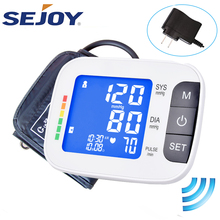 China Manufacturer Large LCD Upper Arm Digital Ambulatory Blood Pressure Monitor