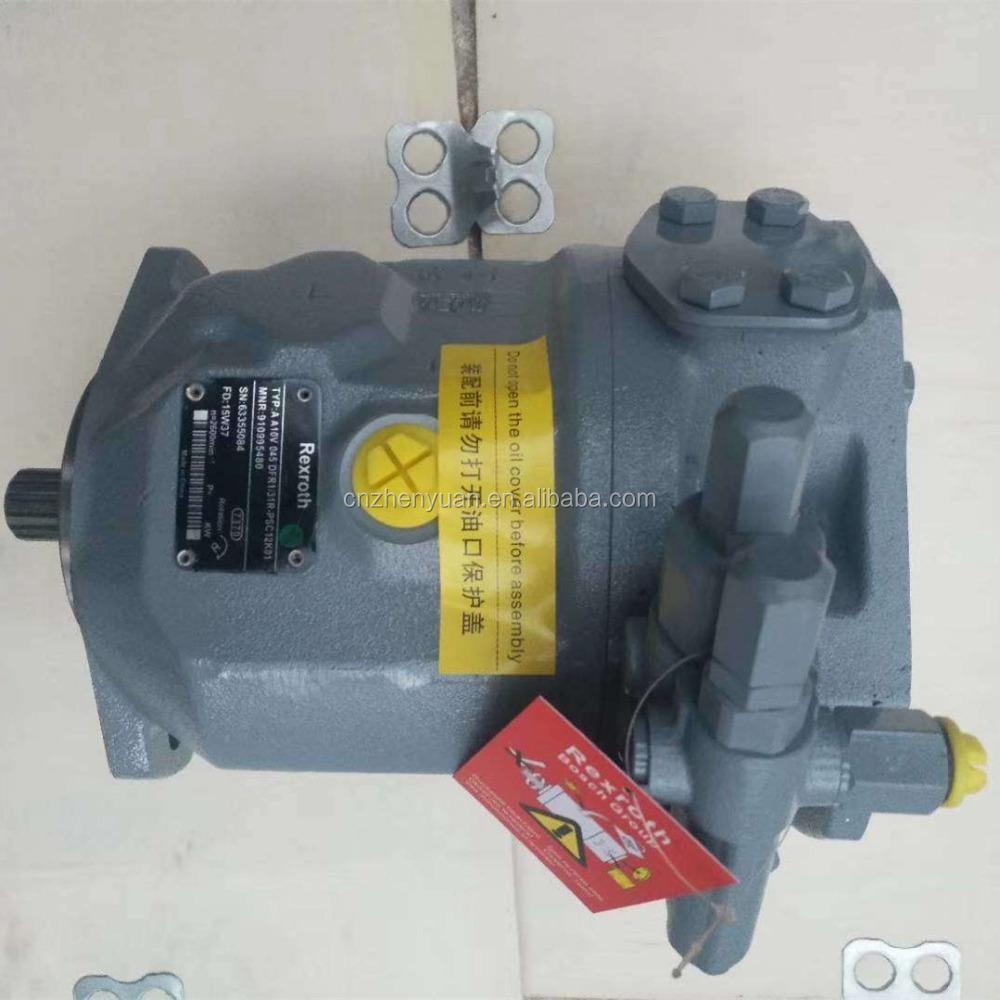 Гидравлический насос Rexroth A10VO45 для ротационного экскаватора вспомогательный насос