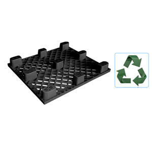 Cheap price light weight nestable plastic recycled pallets
