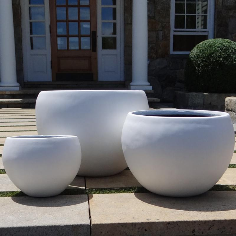 Outdoor Terrazzo Pot