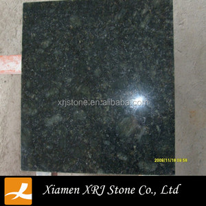 china butterfly green granite sheet