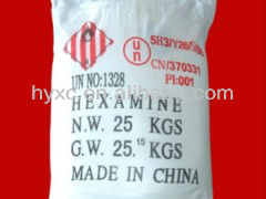 Urotropine (Hexamine, Methenamine, Hexamethylenetetramine) from china