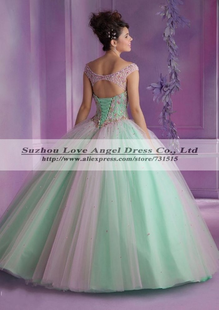 b3bf74ff3 Hot Pink vestido para 15 años 2015 vestidos del Quinceanera bola de dos  piezas traje ...