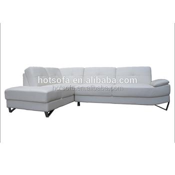 Hot Sofa Design L Shaped Leather Sofa,L Shaped Bonded Leather Sofa In  Living Room