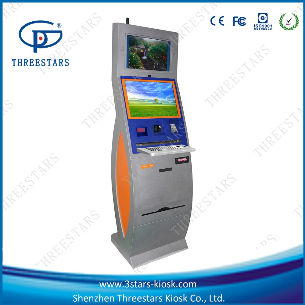 China Supplier Computer Keyboards Atm Machine Scan Cash Collecting ...