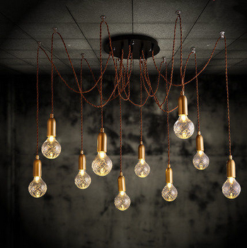 bulb best chandelier hanging ideas pinterest about edison co light smsender on tulum elegant