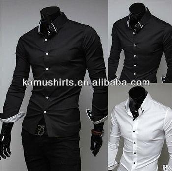 Camisas para vestir de hombre. Camisas para vestir formal