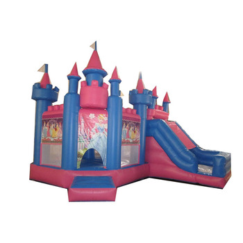 Princess Commercial Grade Material Mini Adult Inflatable frozen Bouncy Castle With Air Pumps