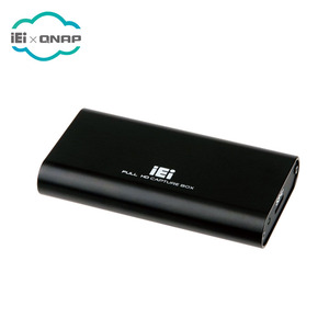 IEI HDB-301R-R10 HDMI USB 3.0 Uncompressed video capture box.