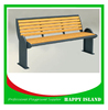 hot new design Chinese manufacturer factory directly 2015 hot new products Wood And Steel Bench
