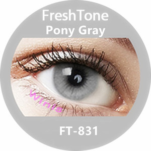 50 colors Fresh Tone Super Naturals color contact lenses Korean eye cosmetics wholesale colored contacts