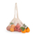 Portable Supermarket cotton vegetable fruit mesh bag fruit net bag