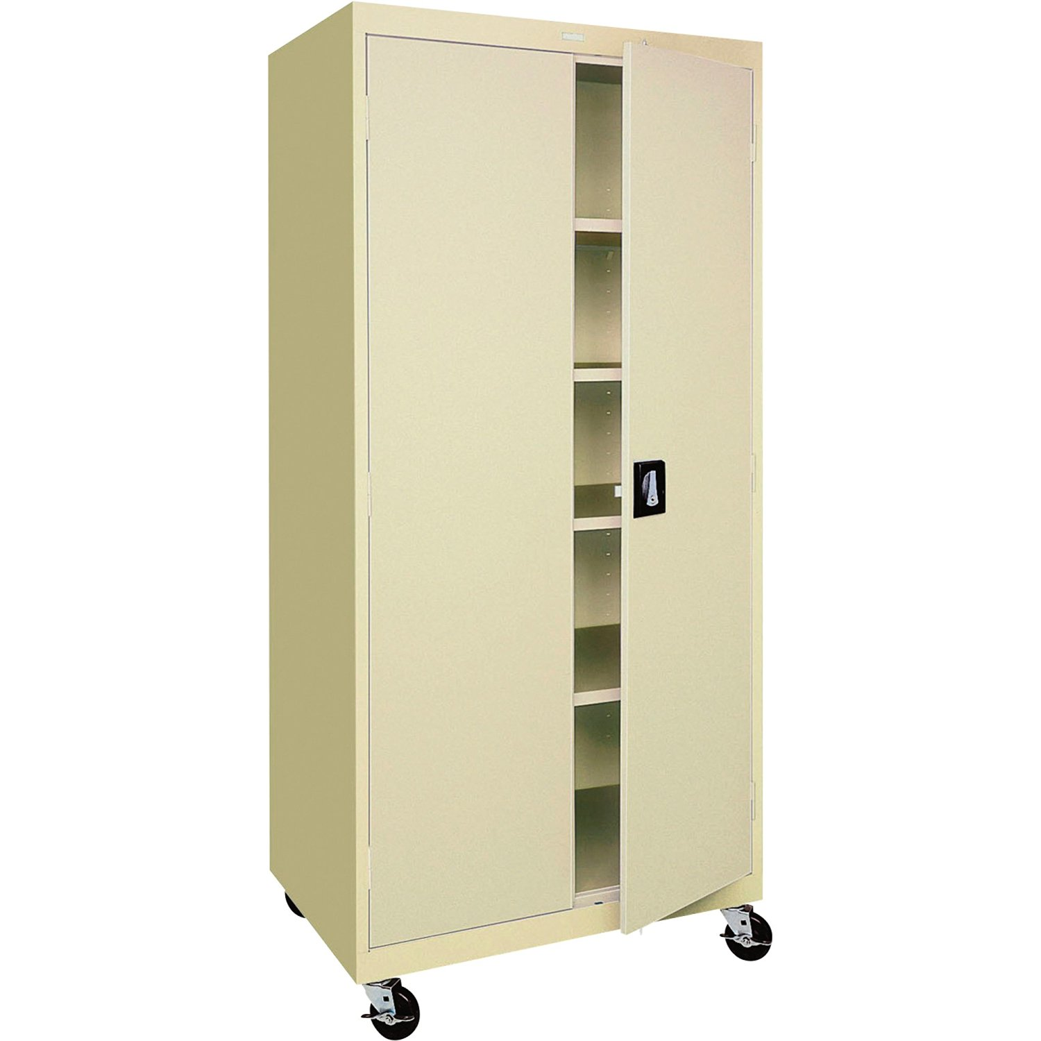 Sandusky Lee Transport Series Mobile Storage Cabinet
