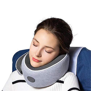 Head Support Travel Pillow More Supportive Design, Travel Pillow for Airplane Travel
