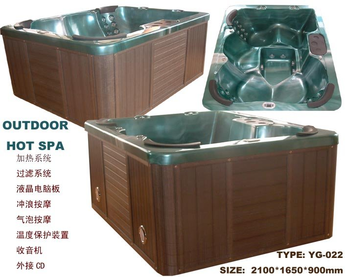 Acrylic Spa Tub Wholesale, Spa Tubs Suppliers - Alibaba