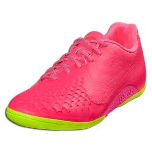 fe9313430 Get Quotations · Nike Nike5 Elastico Finale - Pink Flash Volt Pin