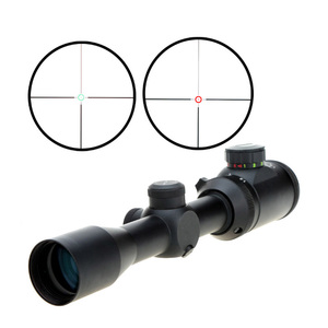 Visionking 1.5-5x32GL Wide Angle Riflescope 100% Waterproof Fogproof Hunting Rifle Scopes Tactical Military Sights Scopes FMC