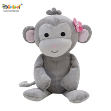 Aipinqi CMYE02 customized monkey plush toy