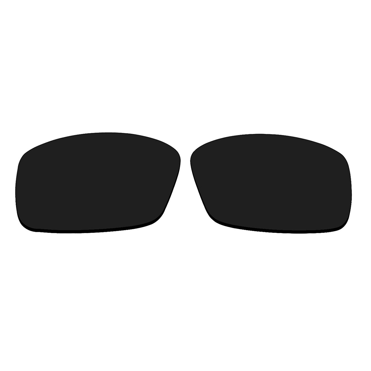 706cd9cdc1 Get Quotations · Polarized Replacement Sunglasses Lenses for Spy Optics  Admiral (Black)