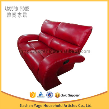 Living Room Lazy Boy Recliner Loveseat Electric Leather 2 Seat