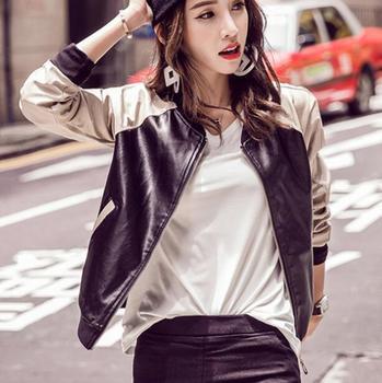 77102c4a66 zm31756a fashion women coat korean style short jackets women hot sale  ladies baseball uniform clothes ...