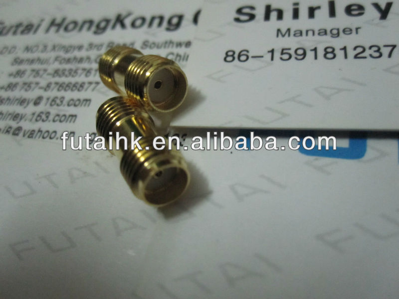 SMA Female to SMA Female Adapter