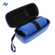 Blue Custom Hard EVA Wireless Bluetooth Speaker Carrying Case