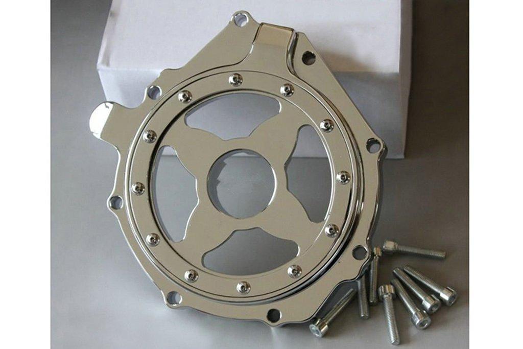 Sunny Glass Engine Stator Cover Crankcase For Honda CBR1000RR 2004 2005 2006