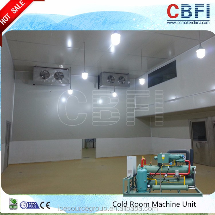 Best Quality Stainless Steel 5000t Tomato Cold Storage Room