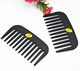 Logo laser hair comb hair coloring comb the beard bro-beard comb facial hair shaping tool