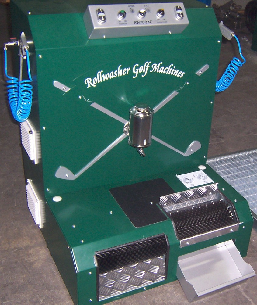 Golf Shoe Cleaning Machines