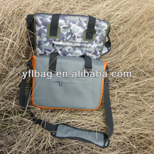 2014 fashionable camouflage waterproof laptop bag