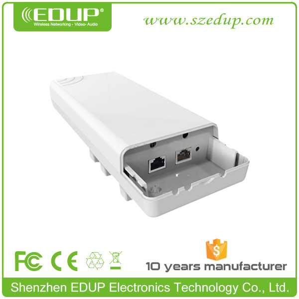 EDUP EP-CPE2617 300 Mbps wifi poe router jaringan 5 GHz cpe