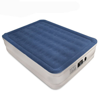 Hot selling double sized inflatable folding bed for sale