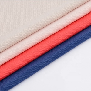 knitted light plain polyester spandex poly jacquard fabric stretch  stocklots in china