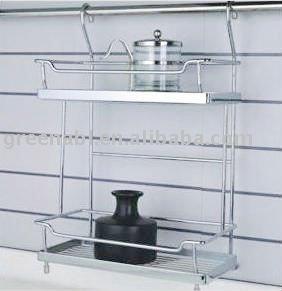 Stainless Steel Kitchen Accessories Untensil Rack