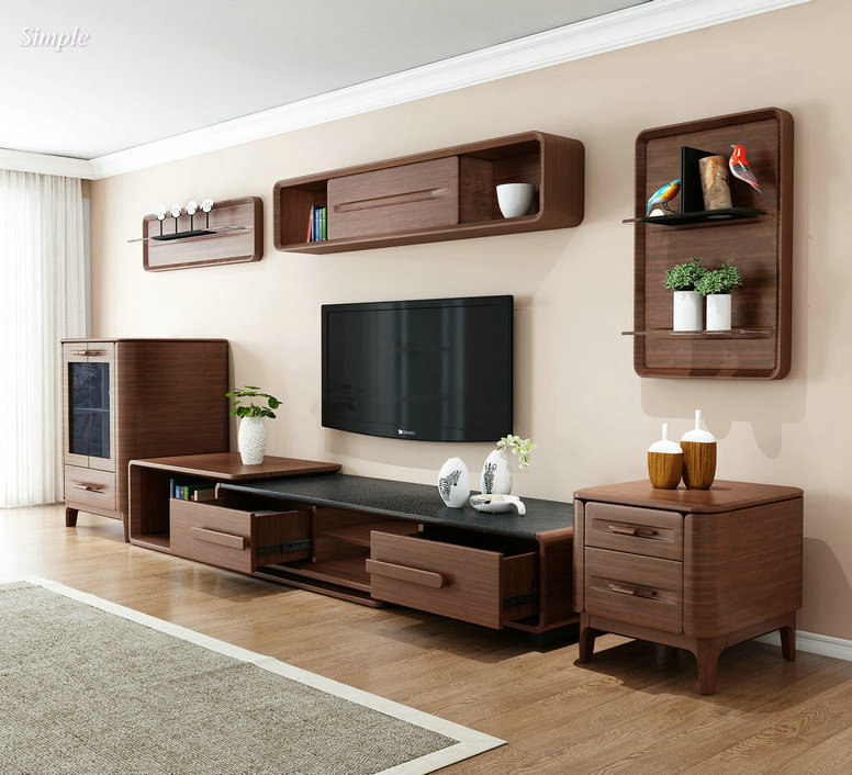 Living Room Furniture Wall Tv Cabinet Wholesale, Tv Cabinet ...
