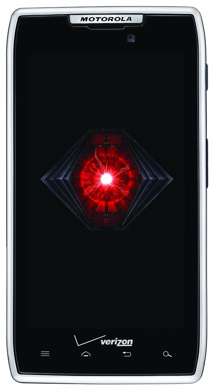 Motorola DROID RAZR 4G Android Phone, White 16GB (Verizon Wireless)