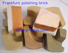 Frankfurt polishing bricks for marble