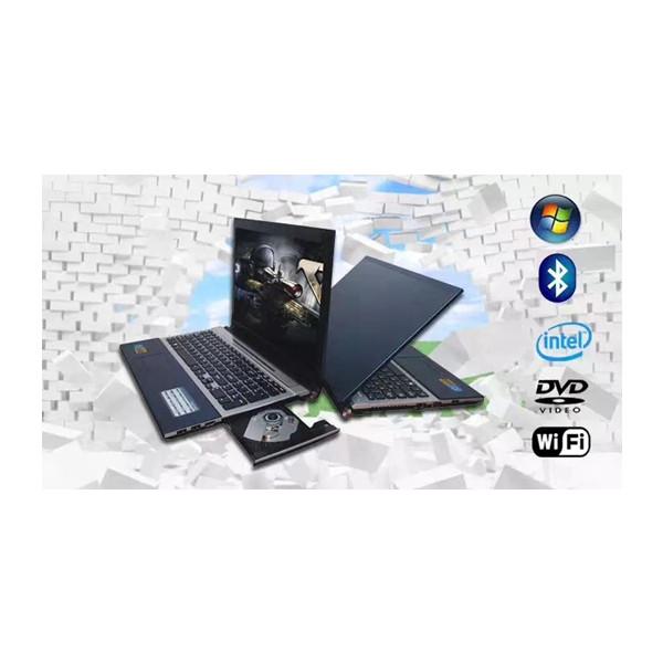 IPS 1920*1080P 15.6 ''หน้าจอใหม่แล็ปท็อปคอมพิวเตอร์ Core i7 Notebook