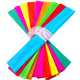 Non woven Premium Colored Flower Wrapping Crepe Roll Tissue Paper