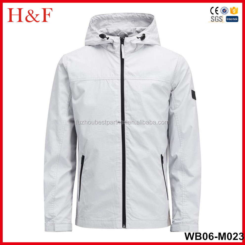 Mens White Windbreaker, Mens White Windbreaker Suppliers and ...