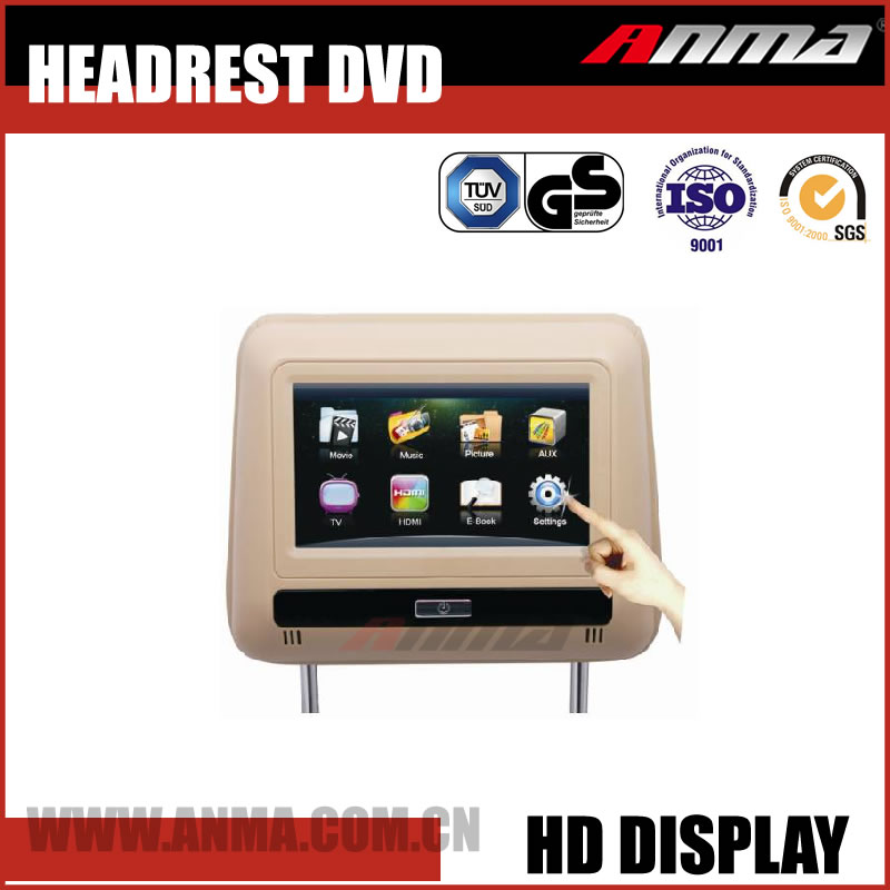 android convex car dvd player