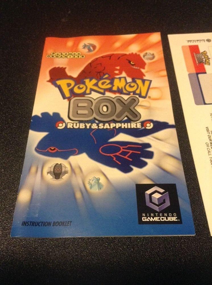 Pokemon box gamecube iso | Play Pokemon Colosseum Online GC Game Rom