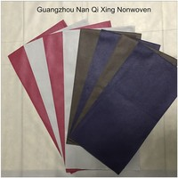 Various patterns and colours non woven table cloth