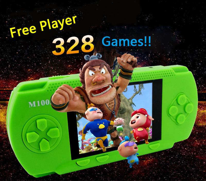 Compra Android de mano consola de juegos online al por